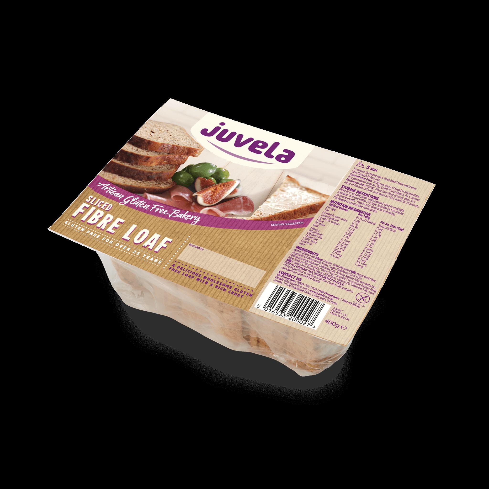 Fibre Sliced Loaf